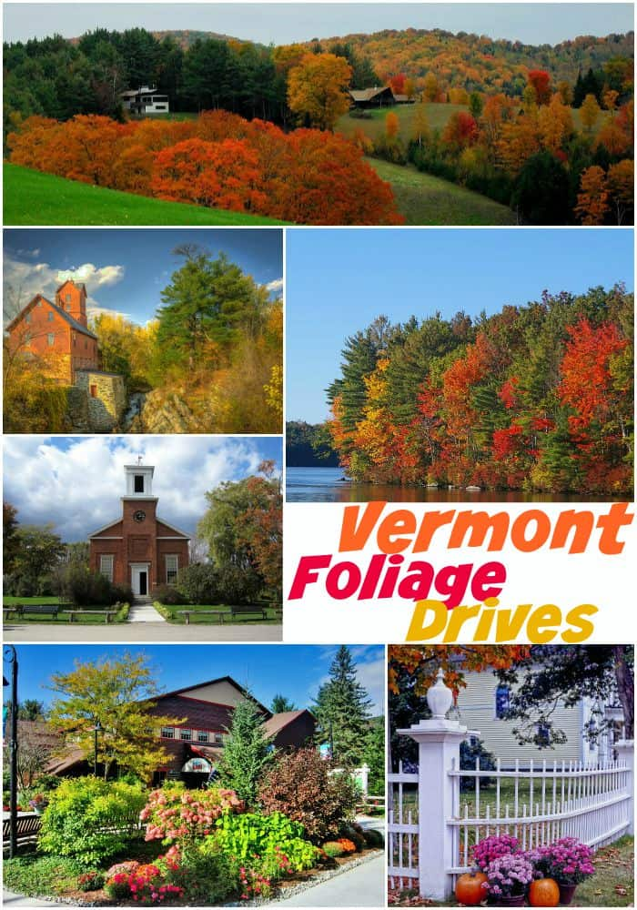 Best Fall Foliage Vermont