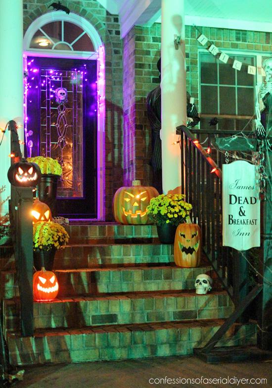 Flickering Halloween Light Bulbs