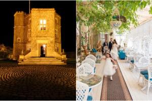 Walton Castle and Enchanted Manor wedding venues