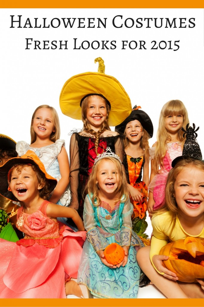 Halloween Costumes: Fresh Looks for 2015 | Adults, children, babies, and dogs!