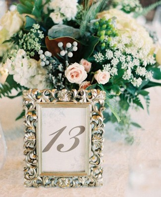 Ultimate Wedding Table Number Guide 40 Ideas Cover