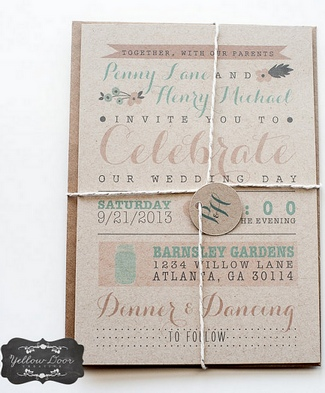 Wedding Invitations Rustic And The Invitation Cards Card Design Of Your 18