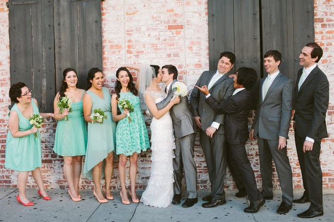 Wedding Photo Ideas and Poses - Wedding Party (12)