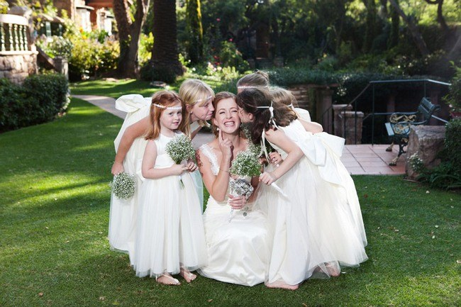 Wedding Photo Ideas and Poses - Wedding Party (9)
