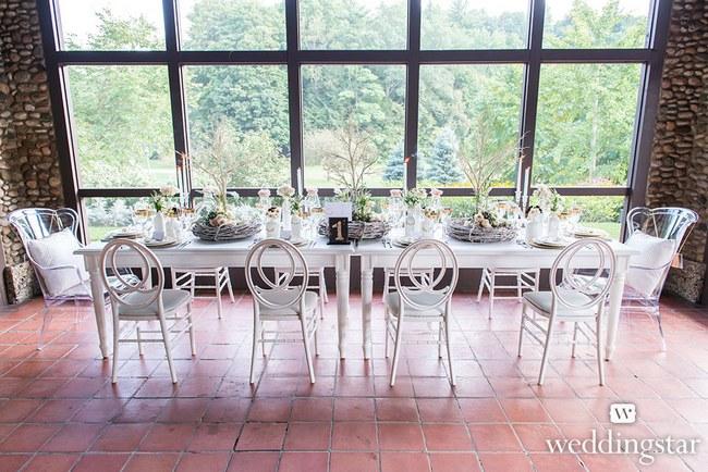 Rustic Woodland Wedding Decor 34