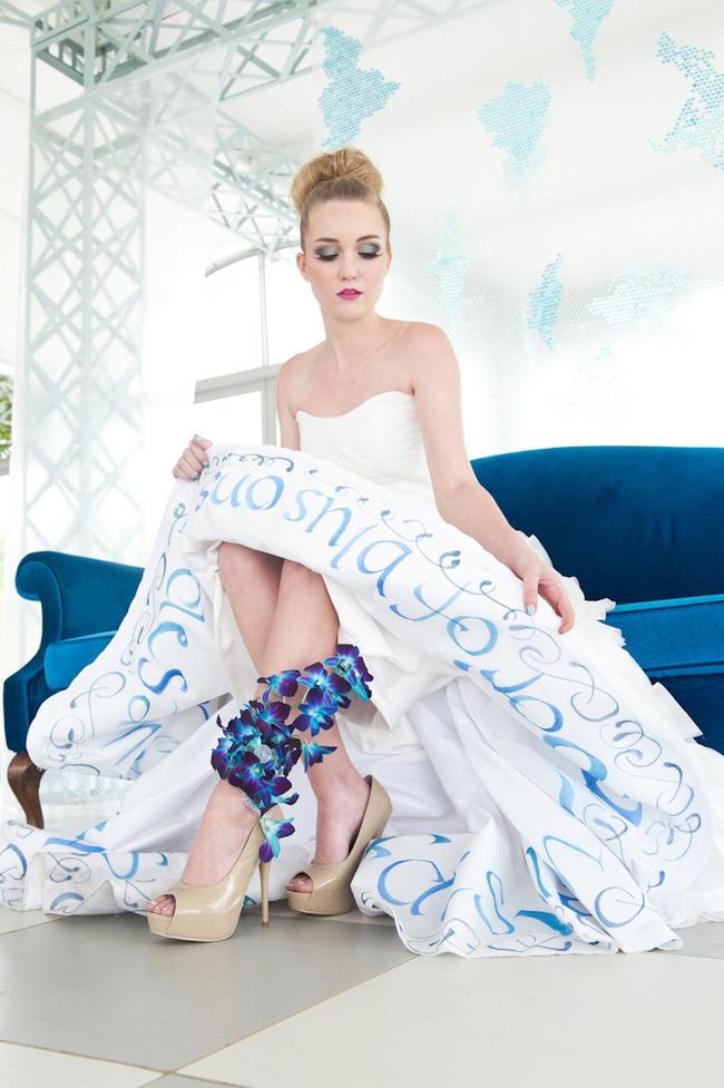 Wedding Stylist Sessions The Fabulous Fashionista Bride