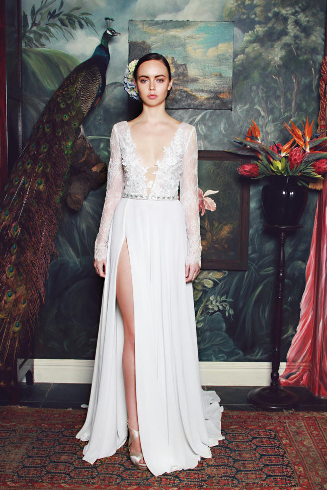 Anna Georgina by Kobus Dippenaar 2015 Wedding Dress Collection