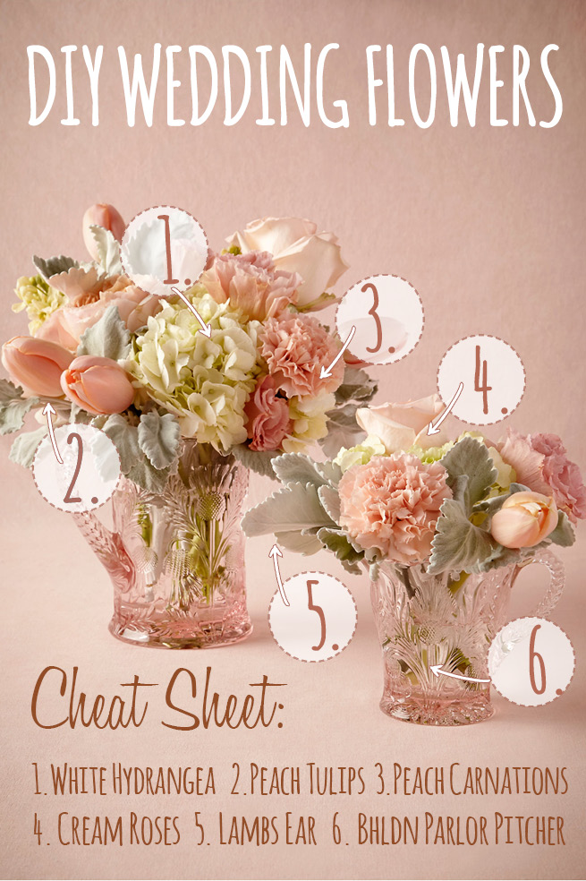 Silk Flower Wedding Centerpieces Ideas