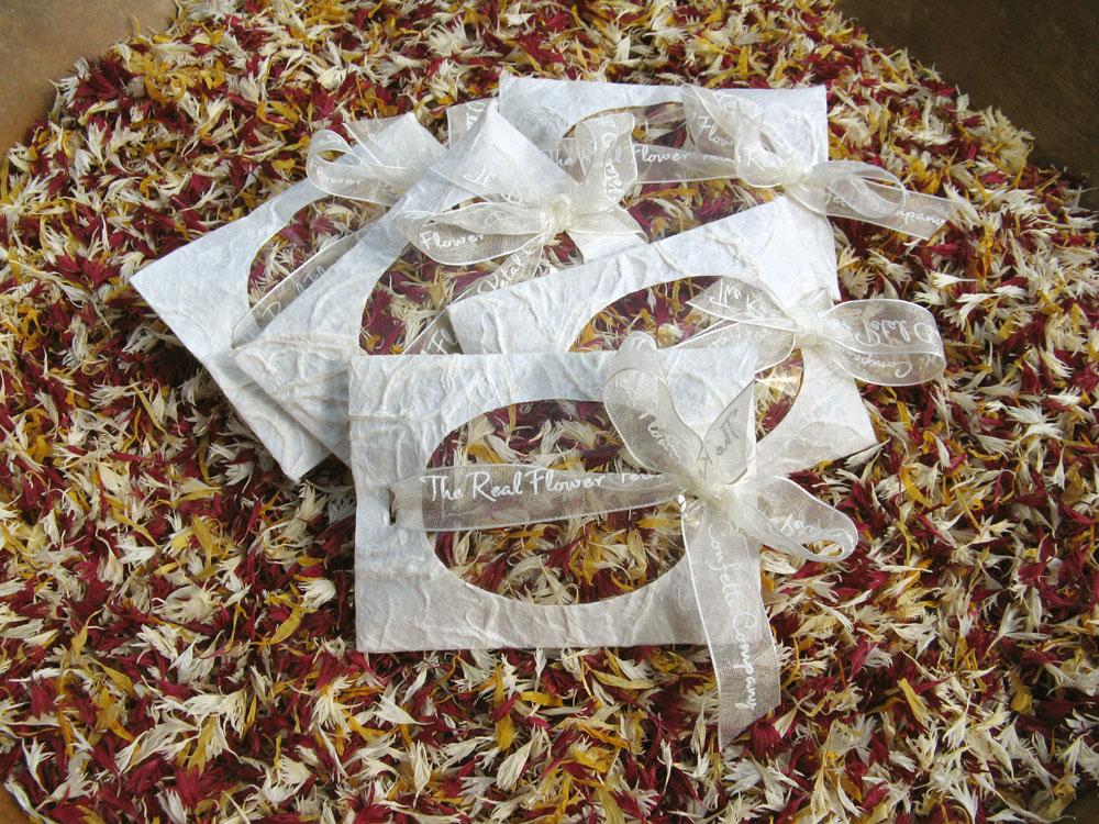 Biodegradable Confetti Envelopes