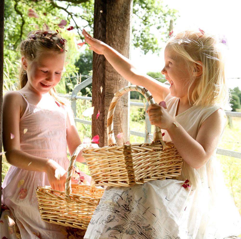 Rose Petals - bridesmaids