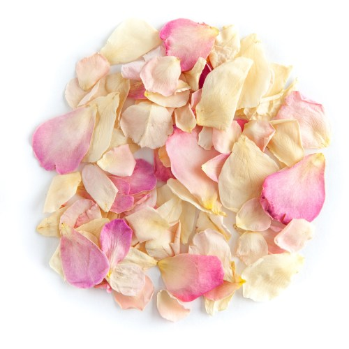 Soft Pink rose petals - Biodegradable Rose Petal Confetti - Real Flower Petal Confetti