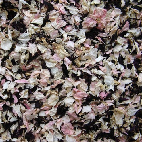 Flower Petal Confetti - Penny's Petals - Blackberry Twist