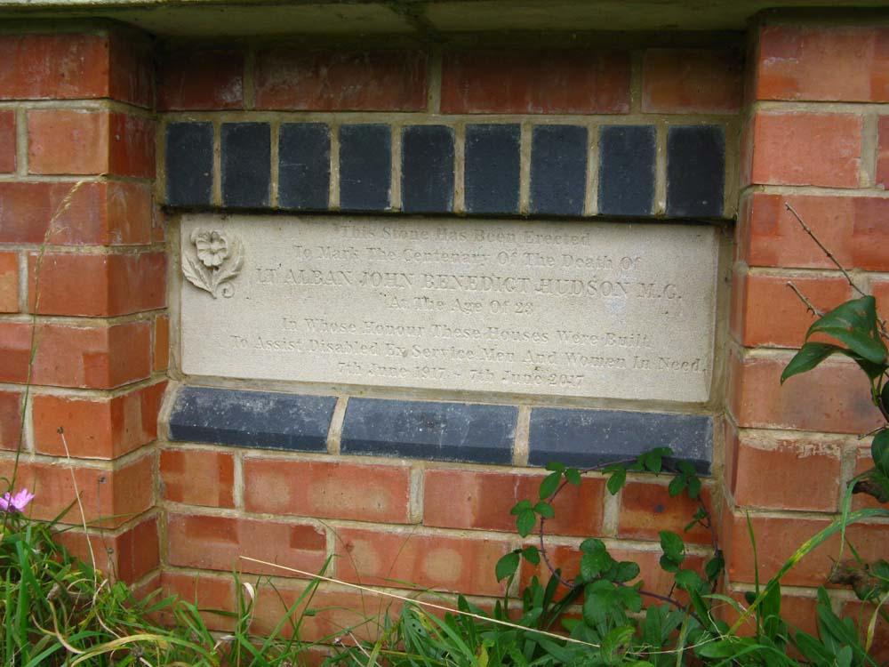 the hudson memorial trust