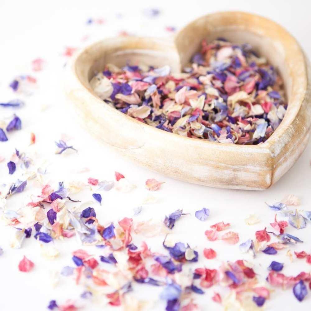 delphinium memorial petals