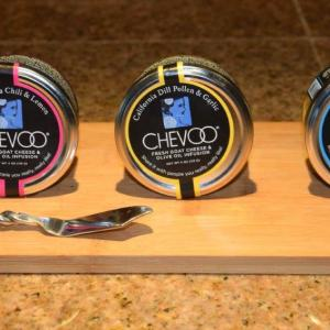 CHEVOO cheeses