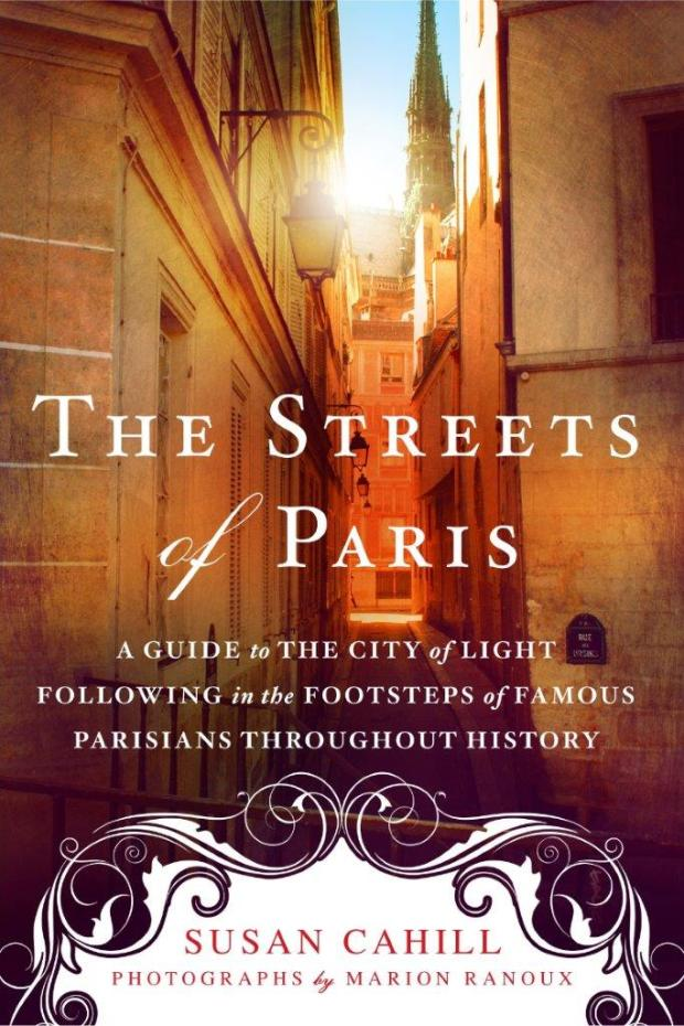 Susan Cahill Streets of Paris