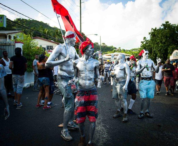 Grenada's J'Ouvert
