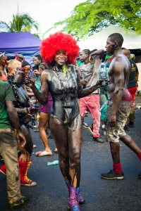 Grenada's J'Ouvert: Oil, Paint or Chocolate? - Confetti