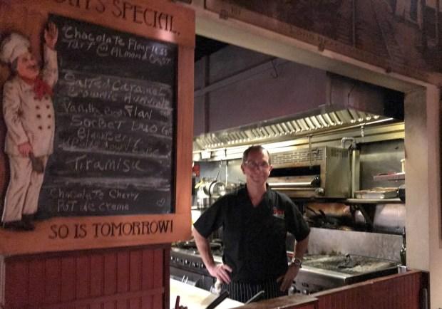 Depot Restaurant on Long Beach Peninsula