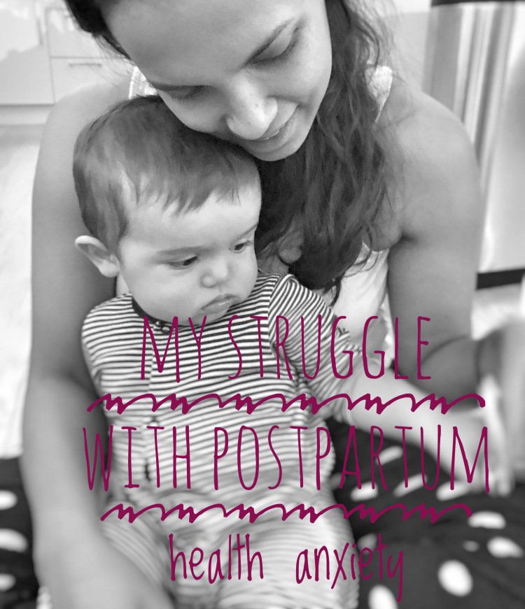 postpartum health anxiety