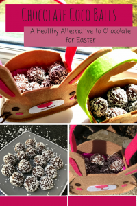 A Healthy Alternative to Chocolate for Easter