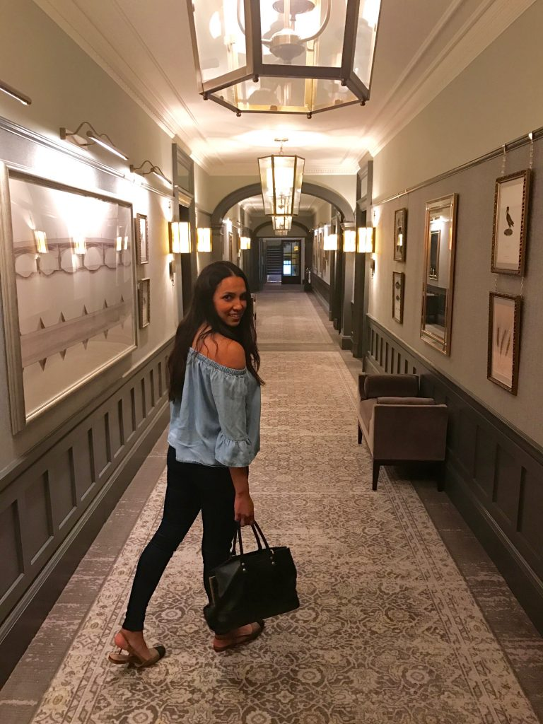 Weekend in Gleneagles