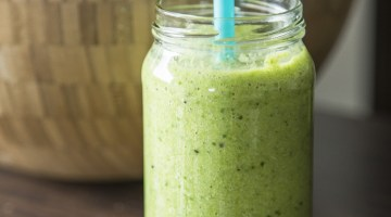 Kylie's Nutrient Packed Super Green Smoothie