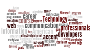 American Accent Training for IT Professionals