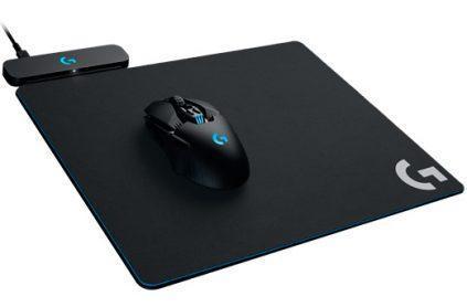 le tapis de souris gaming logitech
