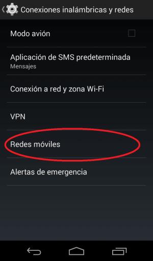 configurar apn claro colombia android gratis