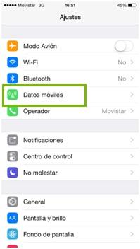 Configurar vpn para iphone 4s