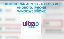 configurar apn ultra mobile 2018 5g 4g lte 3g usa estados unidos android iphone
