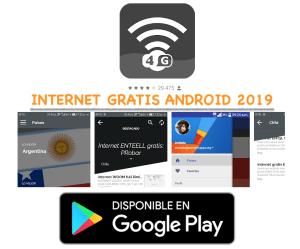 app descargar internet gratis android 2019