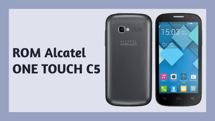 descargar firmware alcatel 5036a one touch c5 rom stock
