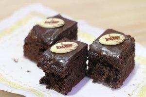 pastelitos Sacher