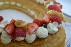 roscón de frutas