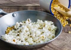 Estudio asegura que las palomitas de maíz combaten el envejecimiento