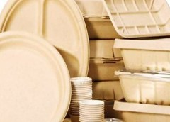 Recomiendan usar desechables biodegradables durante pandemia