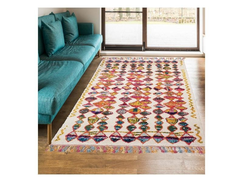 tapis style berbere 160x230 cm