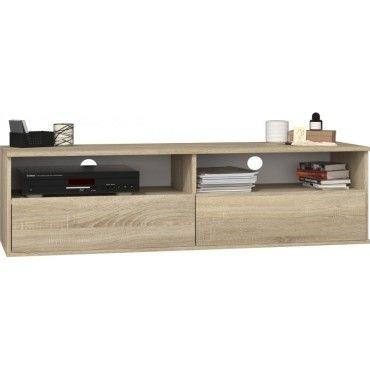 rumbi meuble tv moderne salon chambre