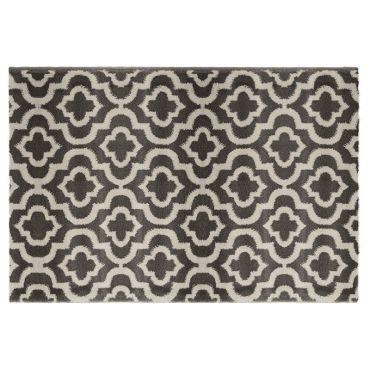 gris en polypropylene 120 x 180 cm