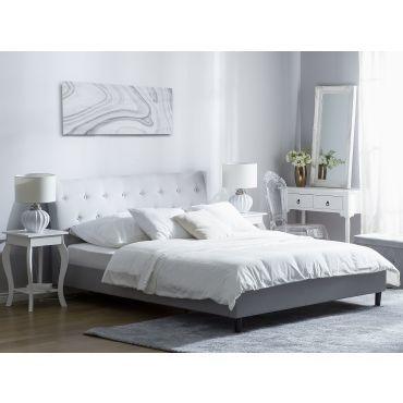 https www conforama fr chambre literie chambre adulte lit adulte lit led avec coffre de rangement ava gris 180x200 p p36236527