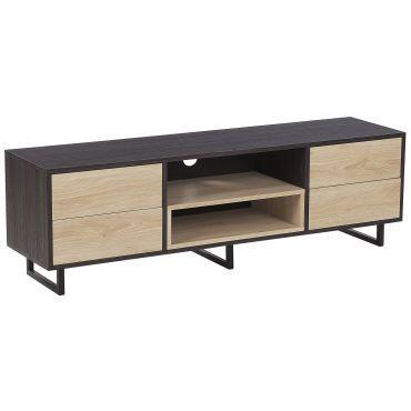 https www conforama fr canape salon sejour salon meuble tv anklam ensemble meuble tv l 213 x p 42 x h 184 cm ankm01lq36f p c66248571