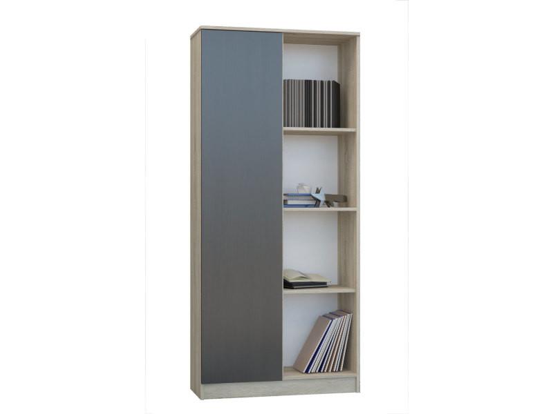 meuble rangement moderne livres