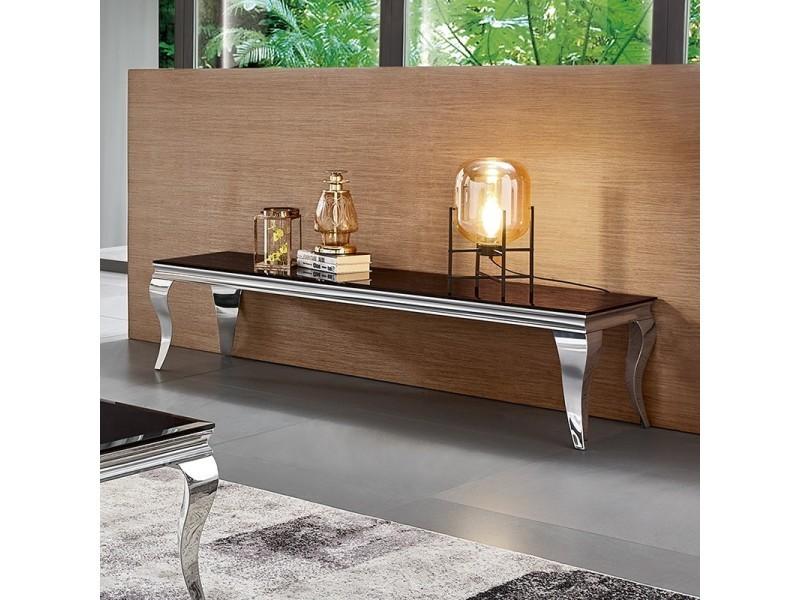 meuble tv design ema noir vente de