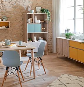 des meubles scandinaves vintages et pas