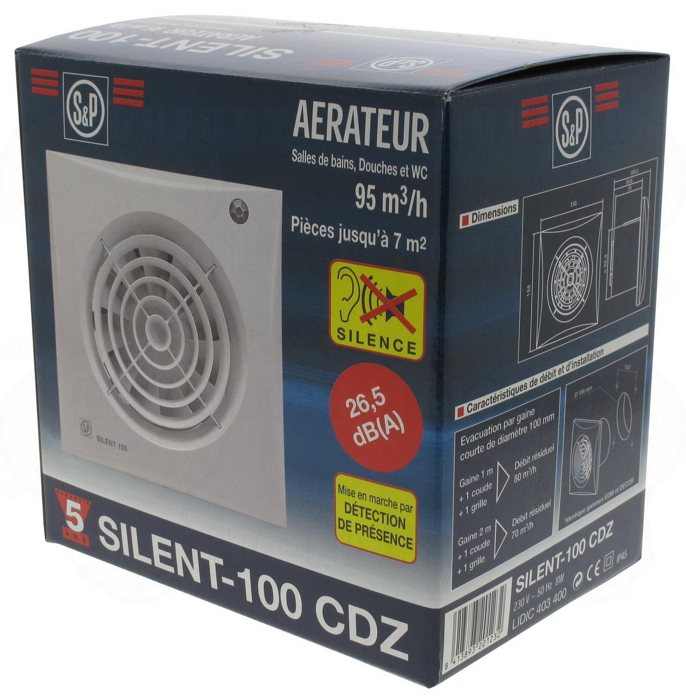 Aerateur Silent Fabulous Unelvent Arateur Mh Silent Eco