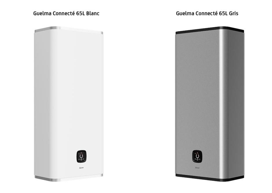 Chauffe Eau Electrique Plat Guelma Connecte Confort Sauter