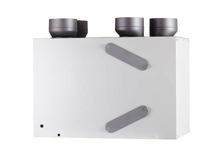 Vmc Double Flux Caisson Volume Chauffe Panega Confort Sauter