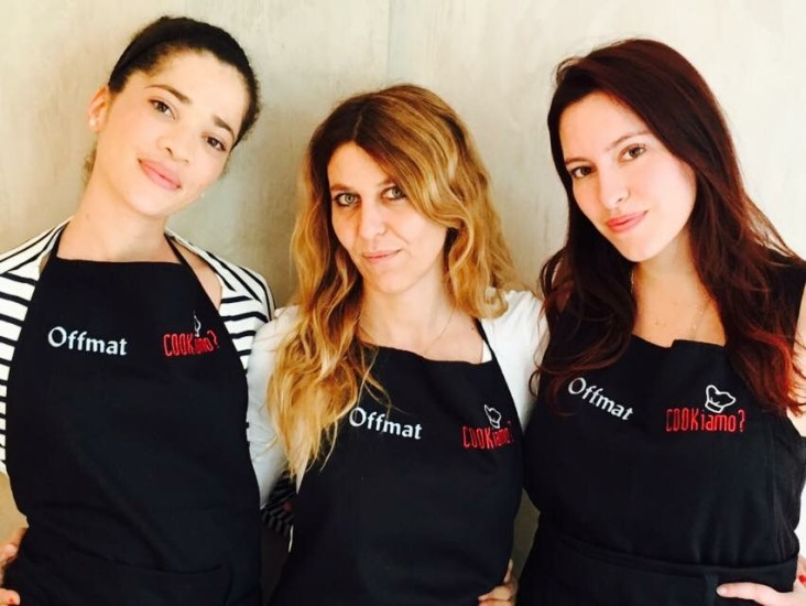Show cooking Cookiamo e offmat